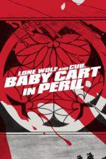 Nonton Film Lone Wolf and Cub: Baby Cart in Peril (1972) Terbaru
